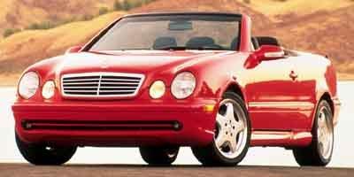1999 mercedes clk430 specs