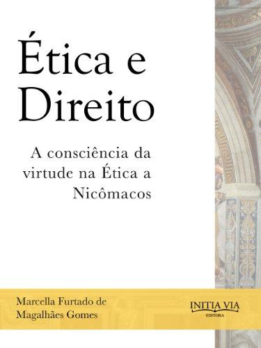 """Ética e Direito: A Consciência da Virtude na """"Ética a Nicômacos"""""""