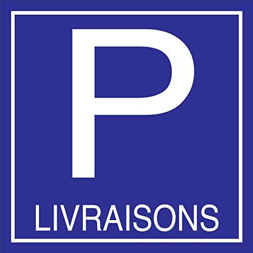 Parking livraisons 500x500mm