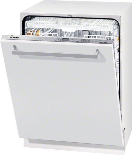 Miele G 5280 SCVi EcoLine vollintegrierbarer Geschirrspüler / Einbau / A++ A / 14 Maßgedecke / 44 db / Edelstahl / Perfect GlassCare / effizientes Wechselspül-System / 59.8 cm