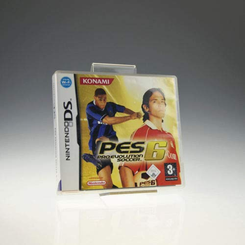 PES 6 / Nintendo DS Juego EN ESPANOL Compatible Nintendo DS LITE-DSI-3DS-2DS-3DS XL-2DS XL ** ENTREGA 3/4 DÍAS LABORABLES + NÚMERO DE SEGUIMIENTO *