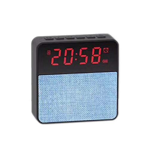 HX0945 T1 draadloze bluetooth-luidspreker, draagbaar, met digitaal display, FM-radio, W/TF-kaart, USB-poort, AUX-luidspreker voor smartphone