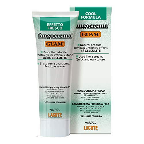 Guam Fangocrema Effetto Fresco, Anti-Cellulite, 250 ml