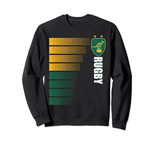Australien Rugby-Trikot Australier Rugby 2-seitige Sweatshirt