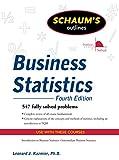 Schaum's Outline of Business Statistics, Fourth Edition
