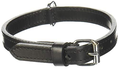 TRIXIE Active Collier en Cuir Taille XS Noir 1 Unité