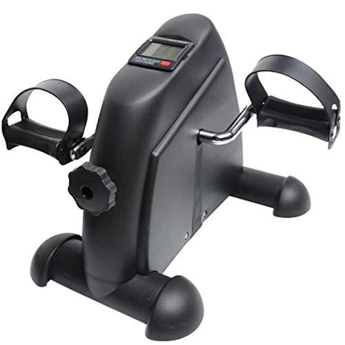 Mangetal Mini Exercise Bike Pedal Exerciser Portable Home Leg Arm Cycle Bike,Cycle Desk Home Seat Gym...