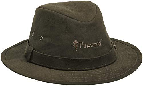 Pinewood 9516 Jagd- und Freizeithut Wildlederbraun (M/L (59 cm))