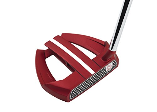 """Odyssey 2018 Red Putters, Marxman S, Superstroke Slim 2.0, 34"""" Shaft, Right Hand"""