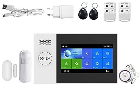 Sistema de Seguridad para el hogar PG-107, Alarmas WiFi de...