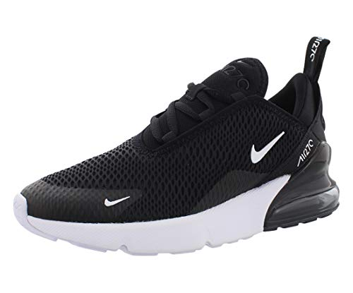 Nike Air MAX 270 (PS), Zapatillas de Running para Niños, Negro (Black/White/Anthracite 001), 29.5 EU