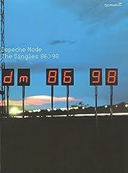 Depeche Mode: Singles 86-98. Partitions pour Piano, Chant et Guitare(Boîtes d\'Accord)