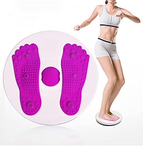 Twisting The Waist Dish, Body Shaping Rotation Balance Board, Fitness Abdomen Slimming Taist Training Machine, Multifunktionale Non-slip Body Shaping Waist Plate, Fußmassage Home Fitness Equipment