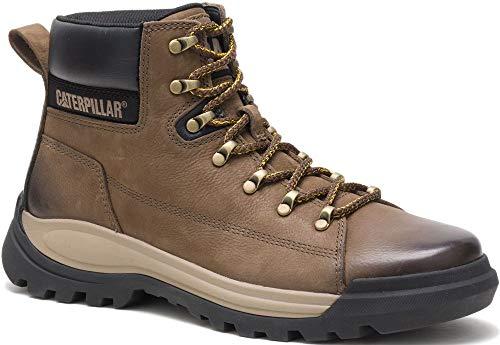 Caterpillar CAT Brawn P723508 Leder Wanderschuhe Turnschuhe Schuhe Boots Herren P723508 Beetle 41 EU