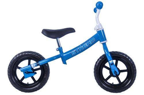 """STREAM Jungen Runner Fahrrad, blau, 12\"""""""