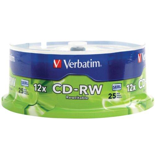 Verbatim CD-RW...
