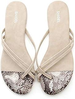 [スナイデル] ビーチサンダル swgs191626 2019春夏 beach sandal