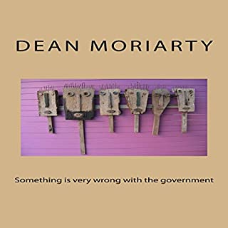 Something Is Very Wrong with the Government cover art