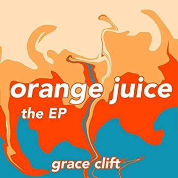 Orange Juice - EP