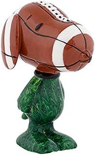 Department 56 Peanuts Touchdown Beagle Figurine, 3 inch