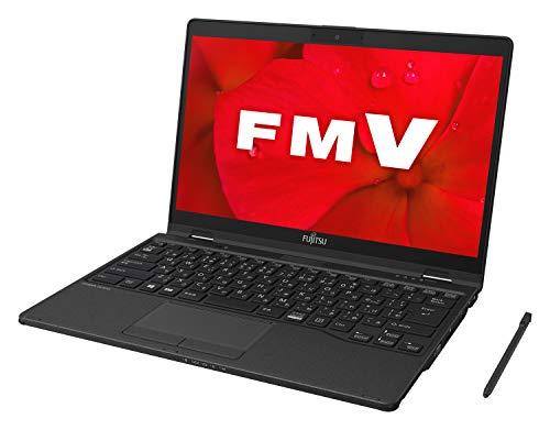 【公式】 富士通 ノートパソコン FMV LIFEBOOK UHシリーズ WU3/D2 (Windows 10 Home/13.3型ワイド液晶 タッチ対応/Core i5/8GBメモリ/約128GB SSD/Officeなし/ピクトブラック)AZ_WU3D2_Z207/富士通WEB MART専用モデル
