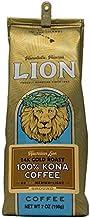 ライオンコーヒー コナ100%24キャラット(粉) 198g