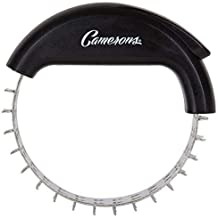 Camerons Products The Original Rolling Meat Tenderizer Tool- Stainless Steel Blades Break Down Tendons in Beef, Poultry, S...