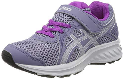 ASICS Jolt 2 PS 1014A034-500, Zapatillas de Running Unisex niños, Morado 1014a034 500, 35 EU