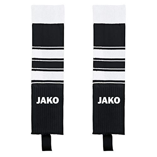 JAKO - Fußball-Strümpfe & -Stutzen für Jungen in Schwarz/Weiß, Größe 0 Bambini