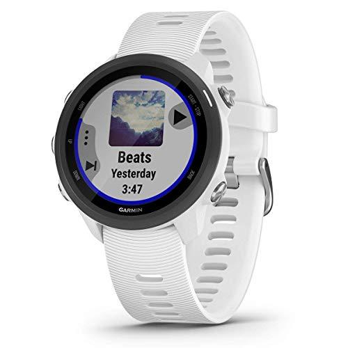 Smartwatch Forerunner 245Music, Wh, Bla
