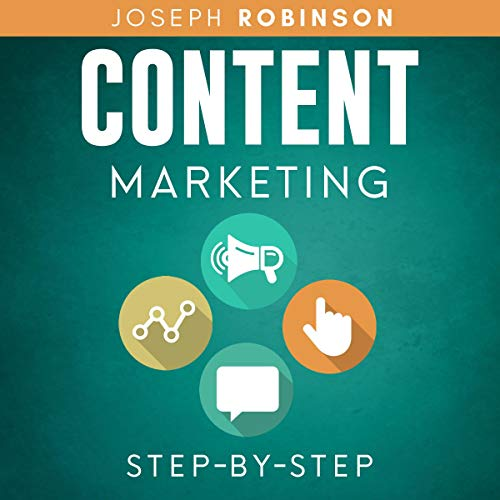Content Marketing Step-by-Step cover art