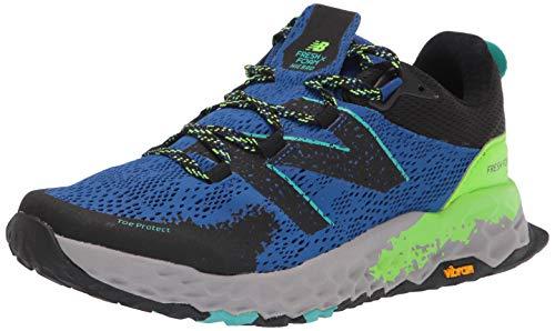 New Balance Herren Fresh Foam Hierro V5 Trailrunning-Schuh, (Kobalt/Energy Lime), 45 EU