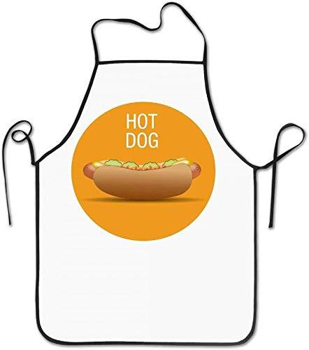 Personalisierte Küche Schürzen Hot Dog Sandwich Clipart Hotdog Essen ClipArt...