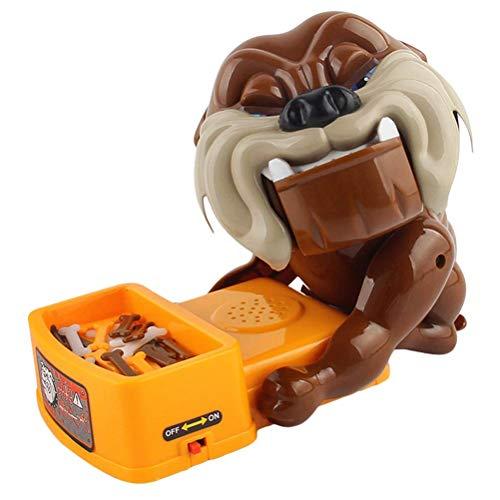 Neuheit Roboter-Hund-Spielzeug-Hund geformt Tricky Intelligenz Spielzeug for Freunde Familie Brettspiel zcaqtajro