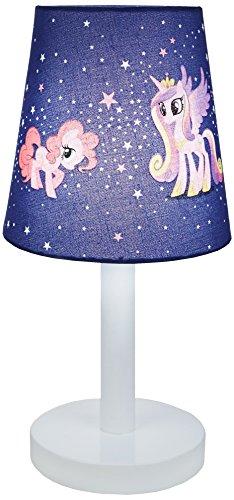 Trousselier Nachttischlampe My Little Pony, 30cm, Blau