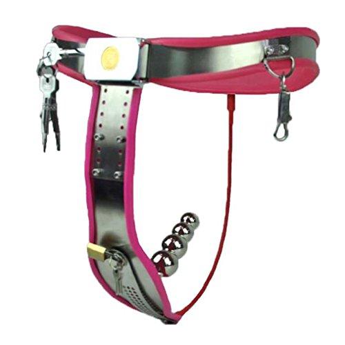 Raycity Female Belt Device Underwear 21, Rose