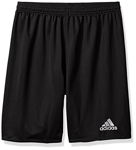 adidas Youth Parma 16 Shorts, Black/White, Large