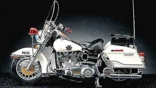 1 10 Harley Davidson Police Motorcycle 15500 - Plastic Model Kit by Academy Models