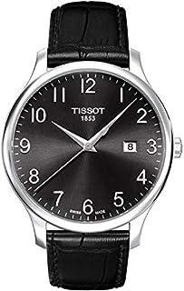 تيسوت T063.610.16.052 ساعة تقليدية للرجال (أنالوج بعقارب- ساعة كاجوال)