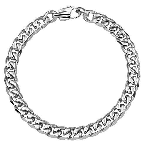Selected Jewels Gourmet Armband 6505334 (Lengte: 19.00 cm)