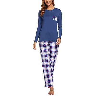 ARANEE Women's Pajamas Set Long Sleeve Slee...