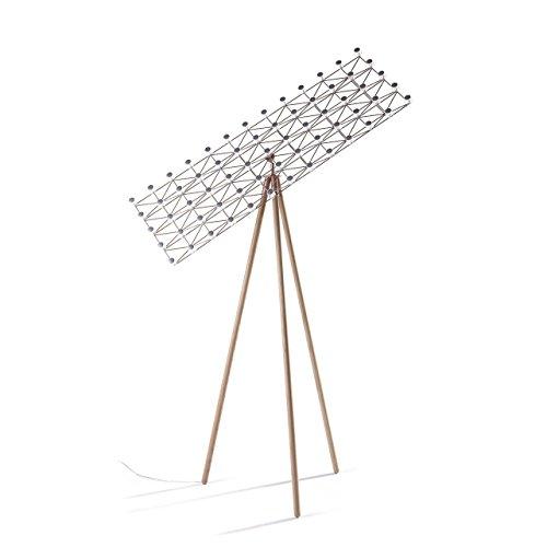 Space Frame LED vloerlamp