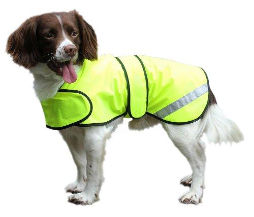 Cosipet Manteau de sécurité, 25 cm/25,4 cm, Jaune