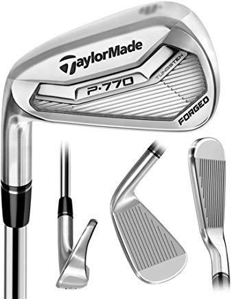 Left Handed Taylormade P770#3 Iron/Steel True Temper XP95 S300 Stiff Flex