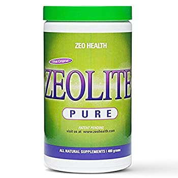 Zeolite Pure   Full Body Detox Cleanse   Safe Gentle & Effective Energy Booster That Supports Gut Health Mental Clarity & Healthy Inflammation Response   Original Zeolite Powder  400 Servings