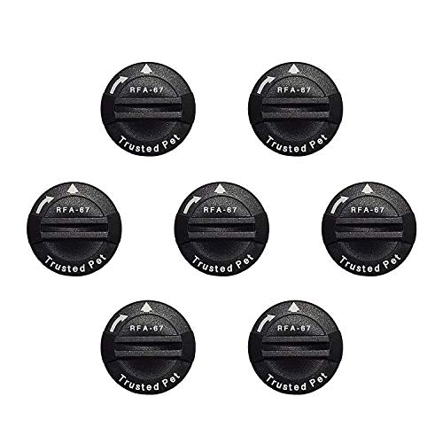 Trusted Pet RFA-67 Replacement 6V Batteries for PetSafe Dog Collars (Pack of 7)