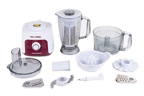 Robot Multiprocesado de alimentos y elaboración de masas, salsas y zumos Vital Xpress de XSQUO Useful Tech