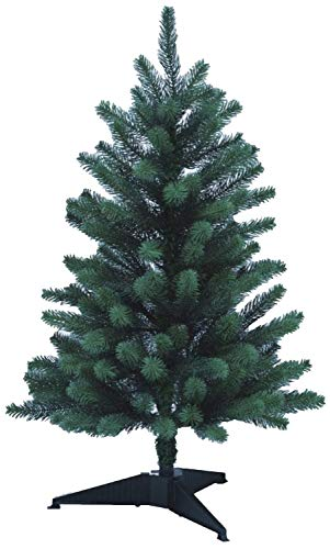 Xenotec Full PE Árbol de Navidad Artificial Altura Aprox. 85 cm Moldeado...