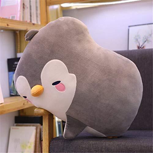Netter Delphin Seelöwenhai Hai Beluga Pinguin Narwal Kugelfisch Meerestier Plüsch Kissen 60-70cm 7