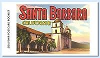 Santa Barbara Postcard Booklet [並行輸入品]